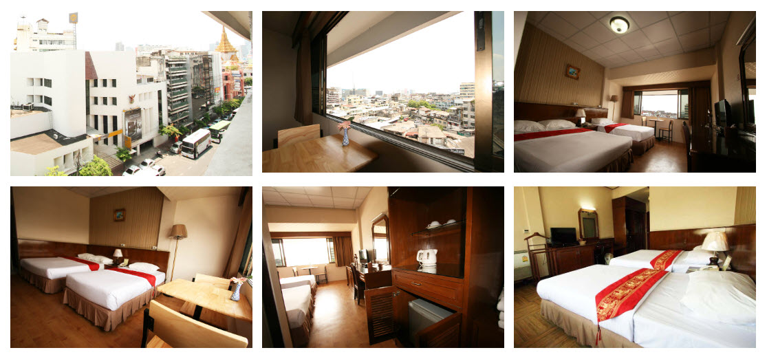 new empire hotel bkk - superior room